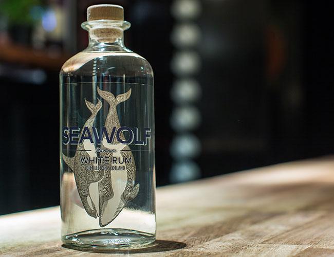 SeaWolf rum