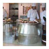 Beech tandoori oven