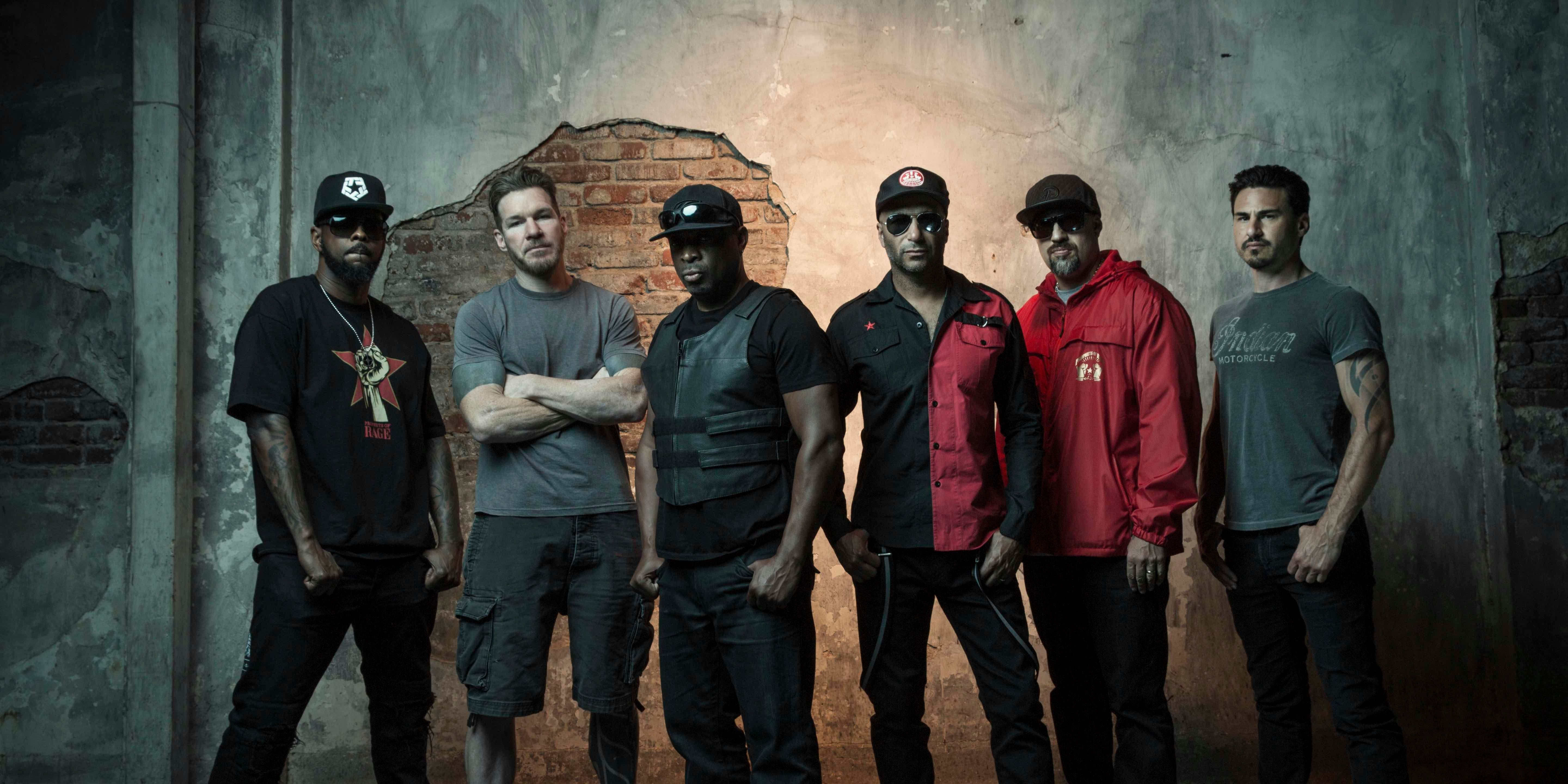 Prophets of Rage are breaking up