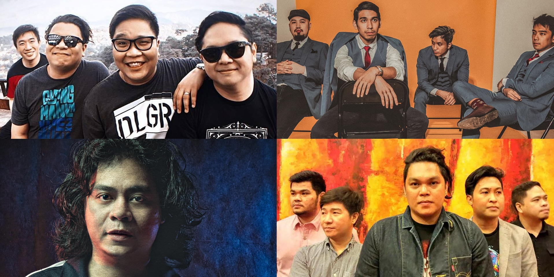 The Itchyworms, The Bloomfields, Kevin Roy's GAP, Silent Sanctuary, and more to perform at Inuman Summit 2019
