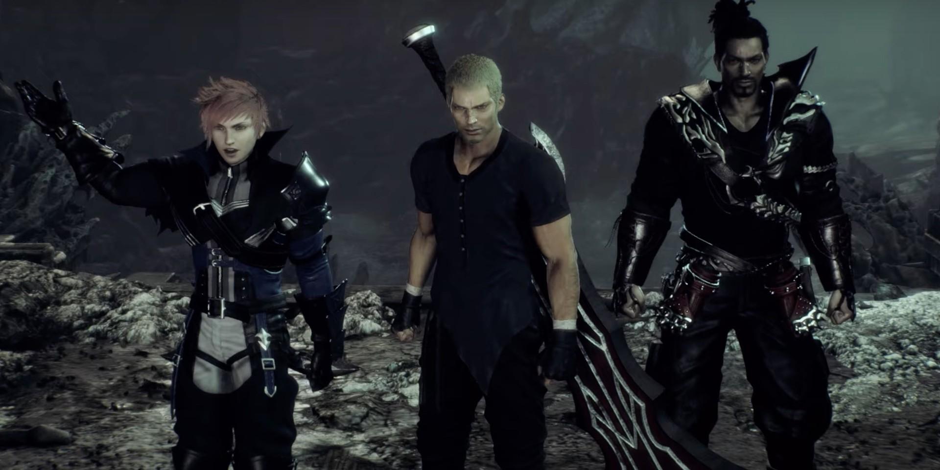 Square Enix announces new action game Stranger of Paradise: Final Fantasy Origin