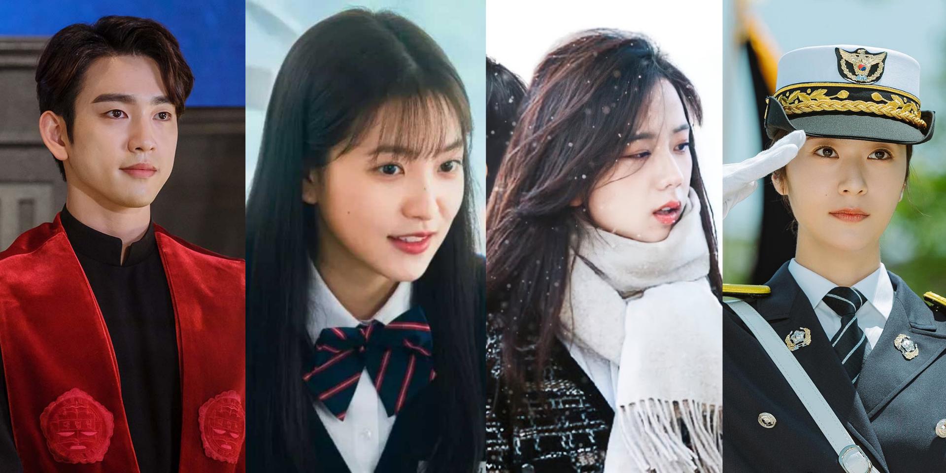 2021 K-dramas starring K-pop idols: The Devil Judge, Police University, Snowdrop, Blue Birthday, and more