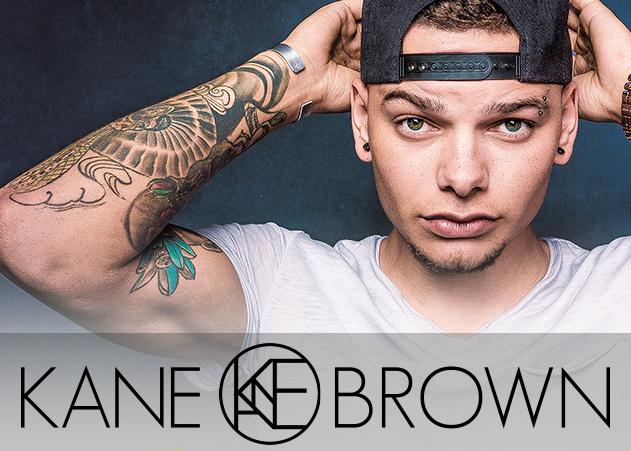 IAH- Kane Brown, August 9, 2018, gates 5pm