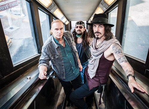 BT - The Winery Dogs - May 7, 2019, doors 6:30pm