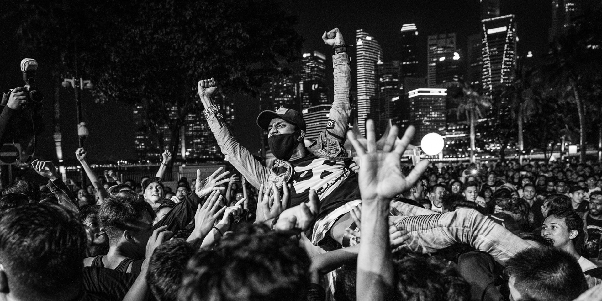 Best 5 Singapore gigs of 2018 – photo gallery