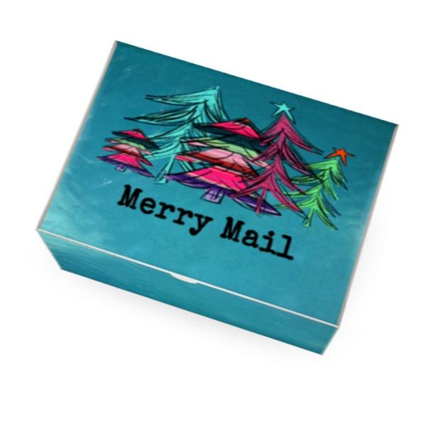 December Merry Mail {seasonal design}