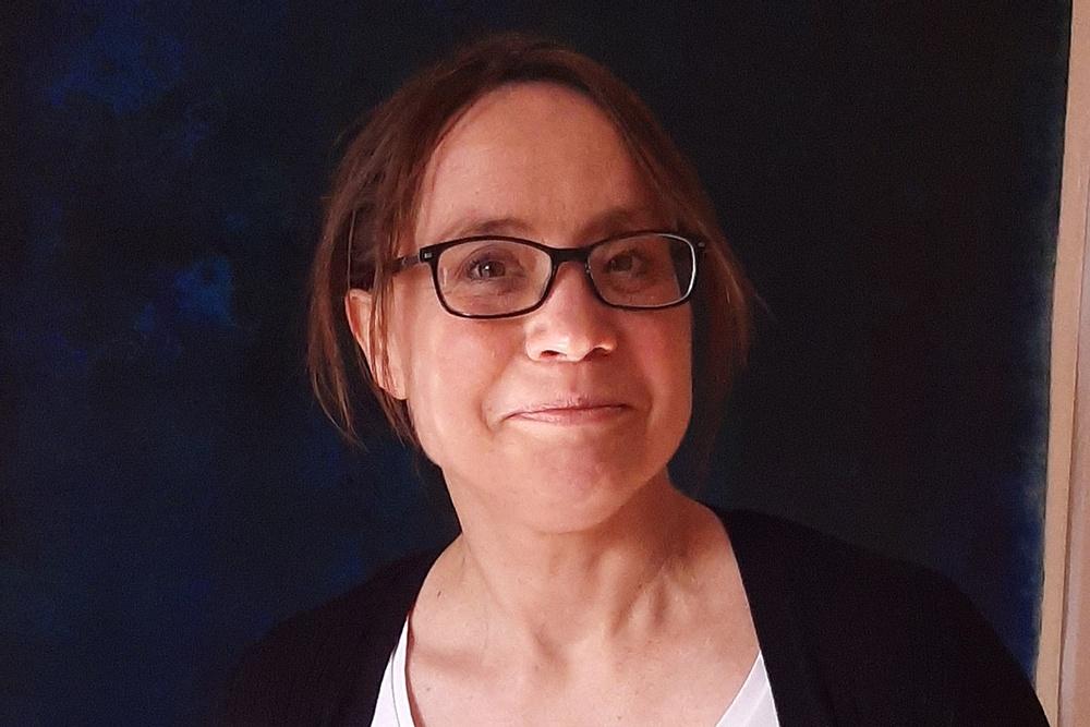 Bild på Kristina Öster som är Kultur- och fritidschef i Lindesbergs kommun.