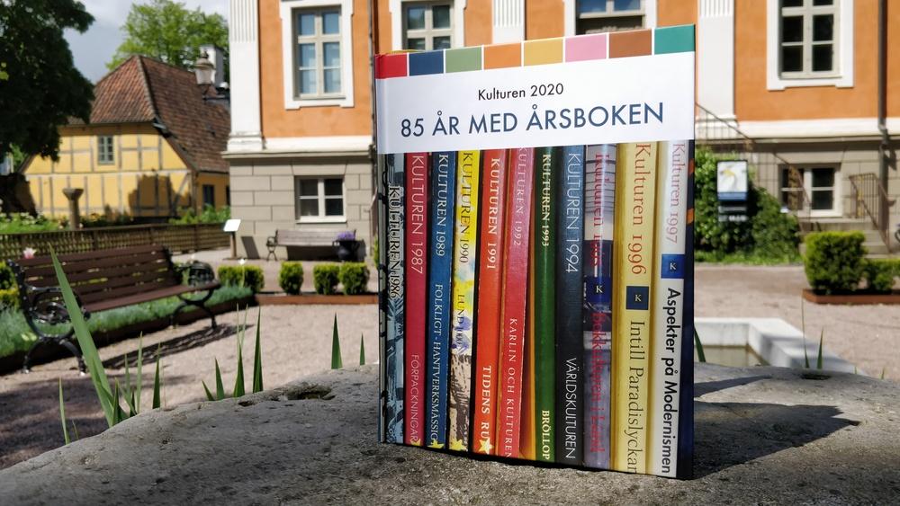 Kulturens årsbok 2020. Foto: Johan Hofvendahl/Kulturen.