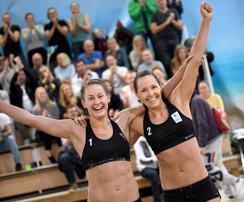 Anne-Lie och Sigge kommer att bli svårstoppade i Göteborg