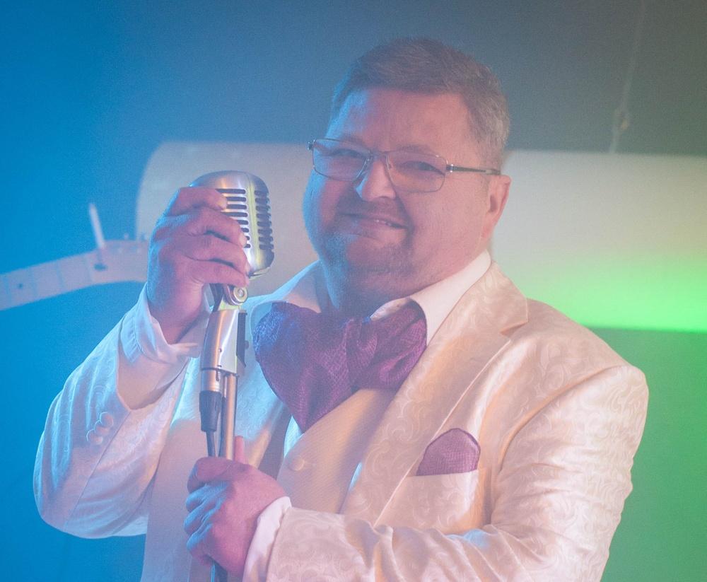 Kjell Borgwall är en av finalsietna i Musikschlaget 2018.