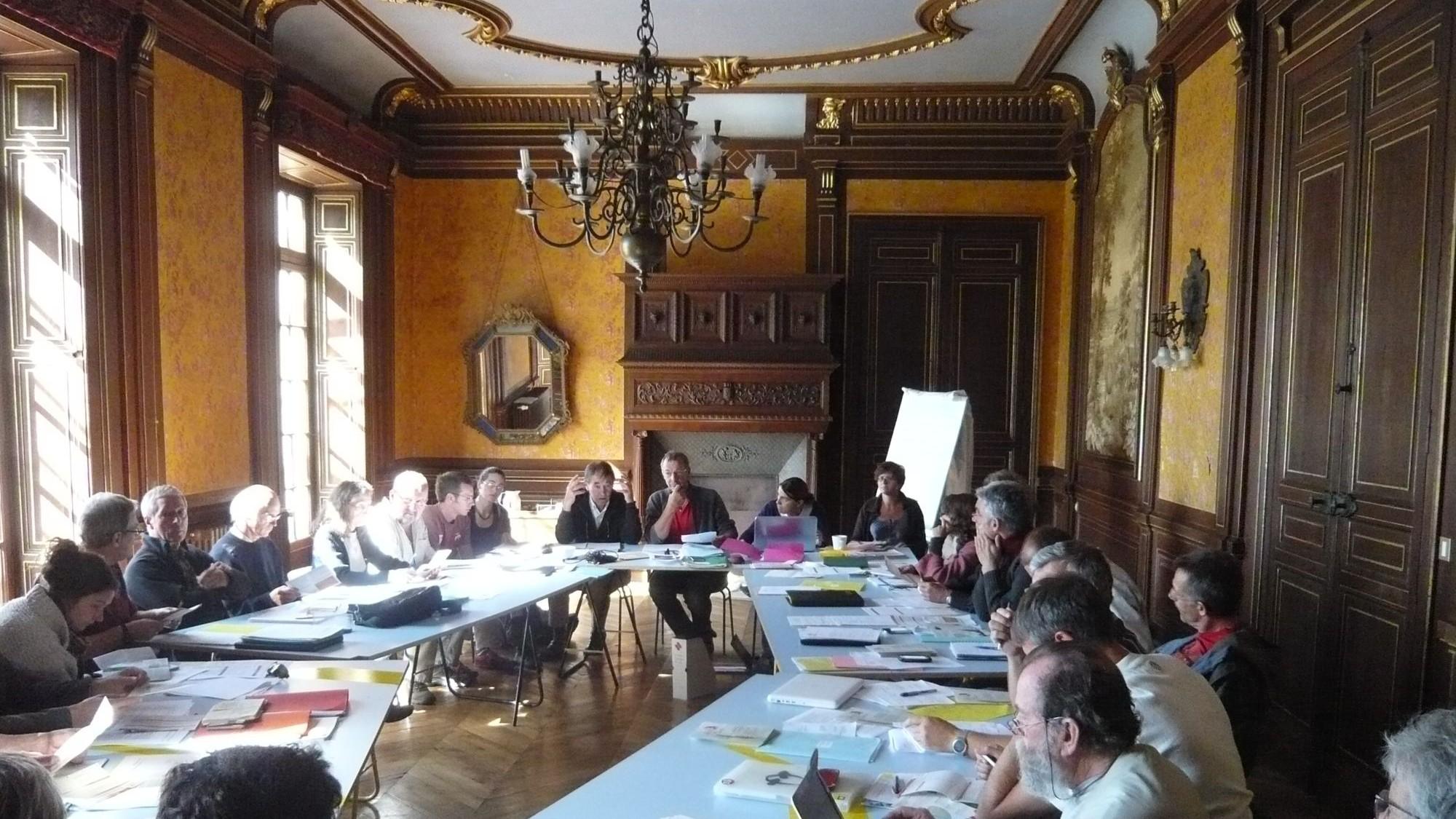 Représentation de la formation : Coopérer avec les collectivités territoriales - les fondamentaux