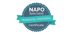 Specialist Certificate: Residential Organizing