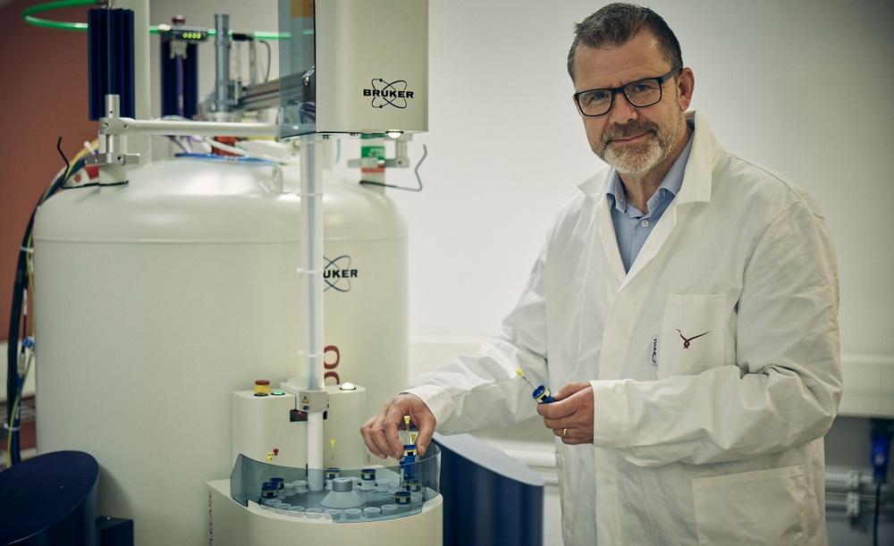 Johan Evenäs, CEO of Red Glead Discovery. Photo: Freddy Billqvist