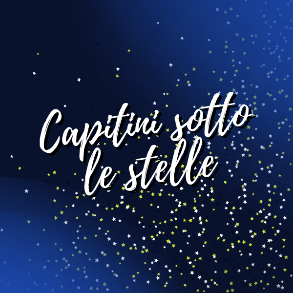 Capitini Sotto Le Stelle (CapitiniSottoLeStelle) Profile Image | Linktree