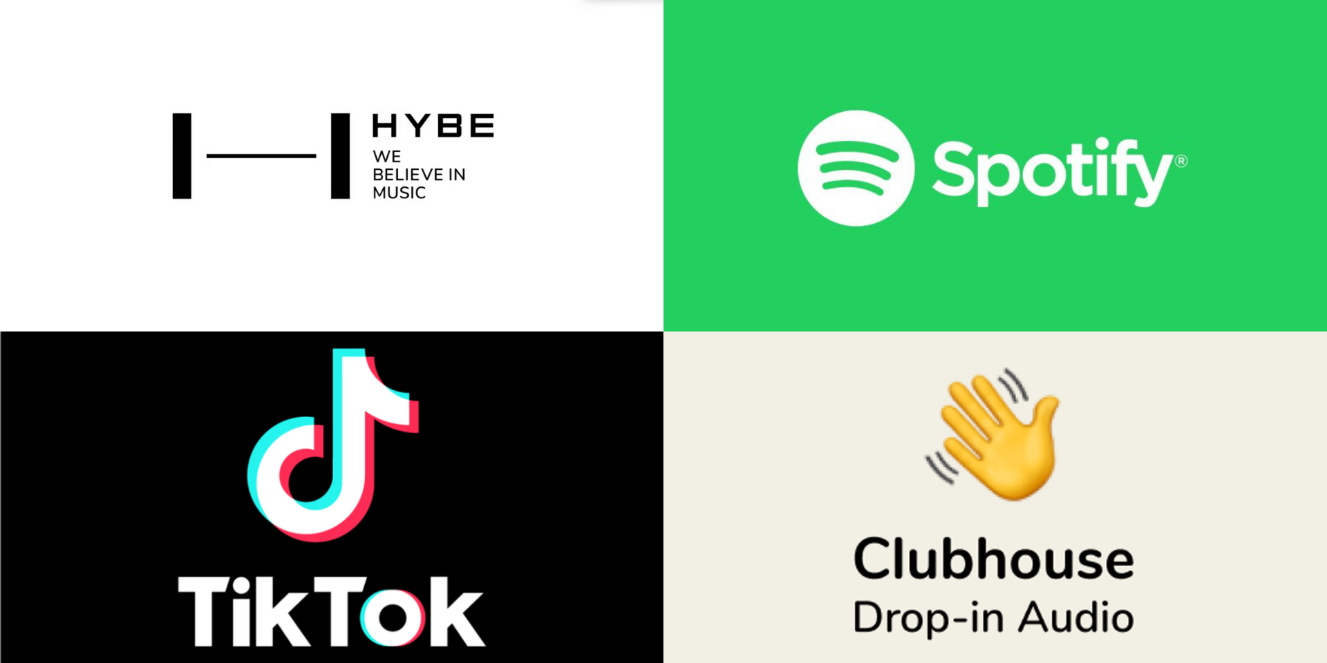 HYBE, TikTok, Twitter, Spotify, Clubhouse, and more make it onto TIME's 100 Most Influential Companies