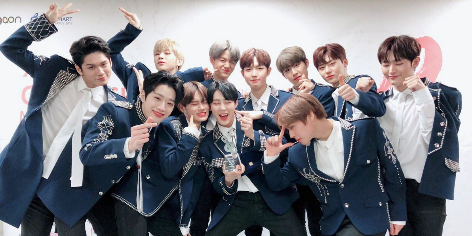 Wanna One to officially disband at the end of January