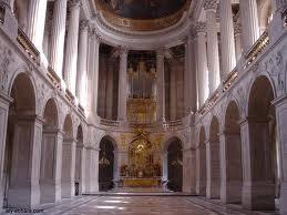 Chapelle Royale du Château, Versailles