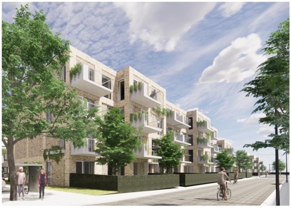 Development project Dalum Papirfabrik