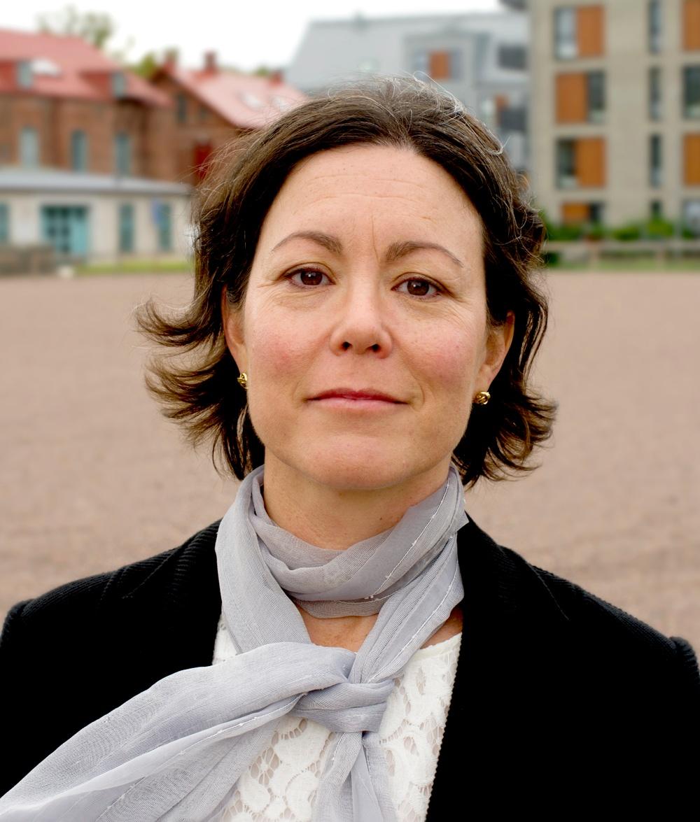 Maria Ryberg-Mo, smittskyddsläkare Halland