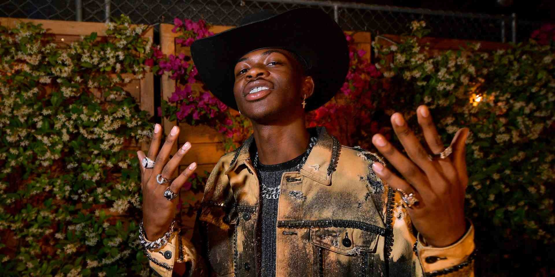Lil Nas X's 'Old Town Road' is the longest-standing No.1 song ever