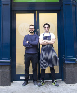 Vita Mojo founders Stefan Catoiu and Nick Popovici