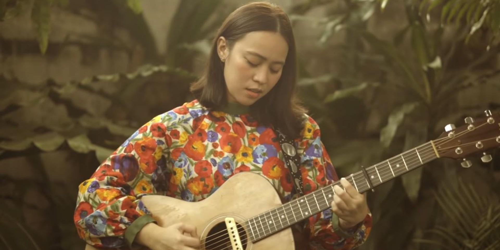 Reese Lansangan releases vulnerable new single 'Tenderfoot' – watch