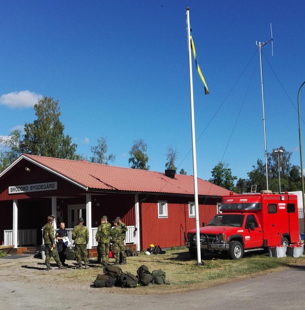 Broddbo bygdegård. Foto: Anders Weiss