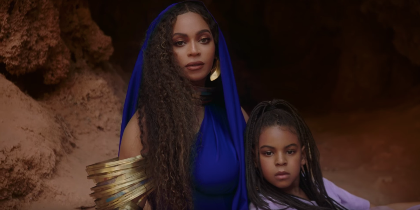 Beyoncé releases picturesque double music video for 'Spirit' and 'Bigger' – watch