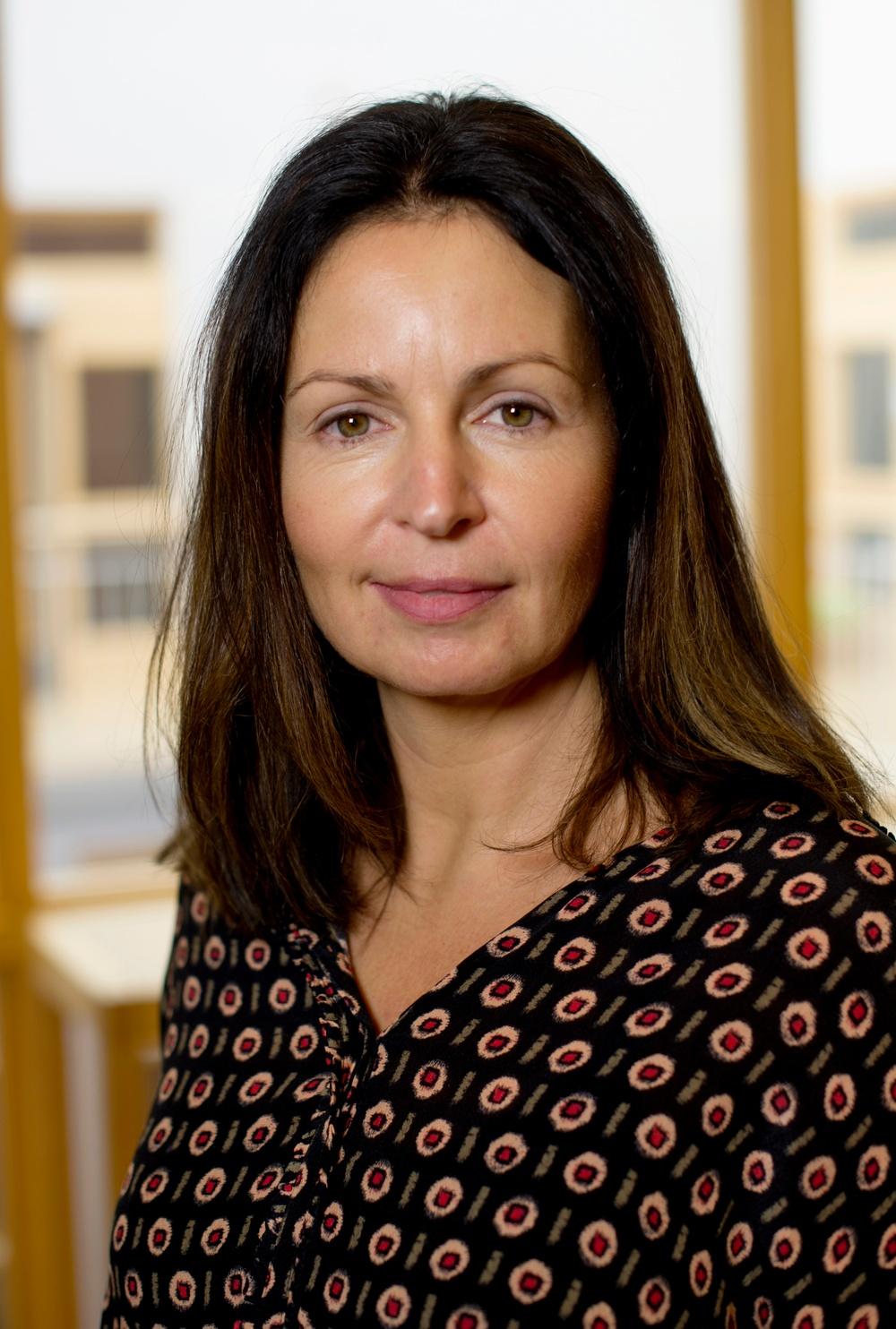 Cristine Karlsson, HR-direktör