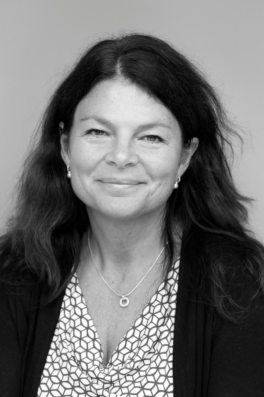 Maude Kardell Wahlbäck, områdeschef Äldreomsorg & Hospice