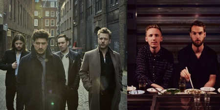 BREAKING: Neon Lights 2019 announces headliners Mumford & Sons, HONNE
