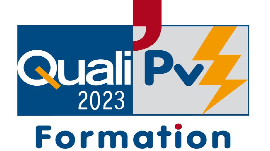 Représentation de la formation : Quali PV Bat - Mention intégration au bâti (CFC 18)