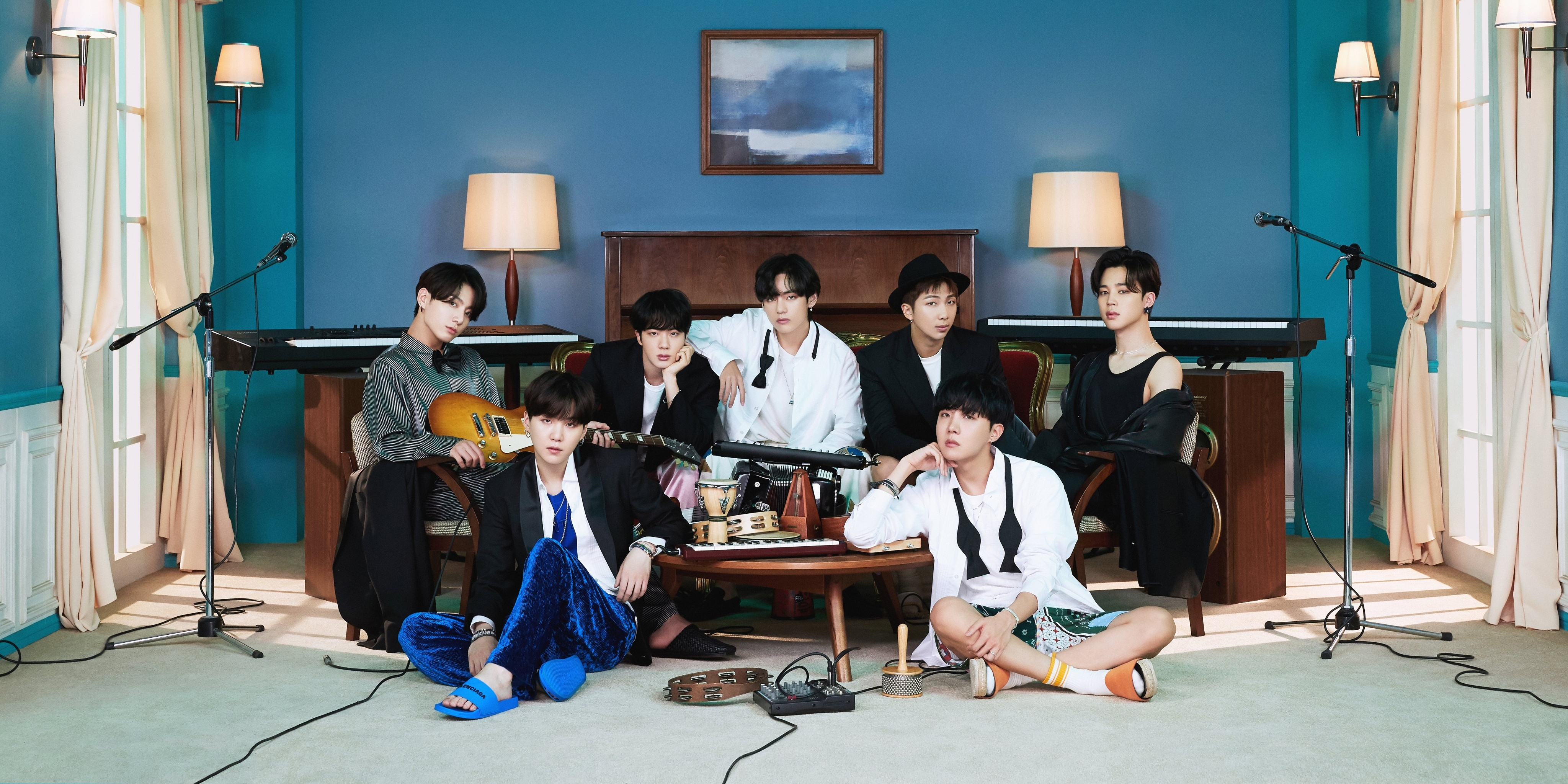 BE, the new BTS album, drops this November, here's how to preorder