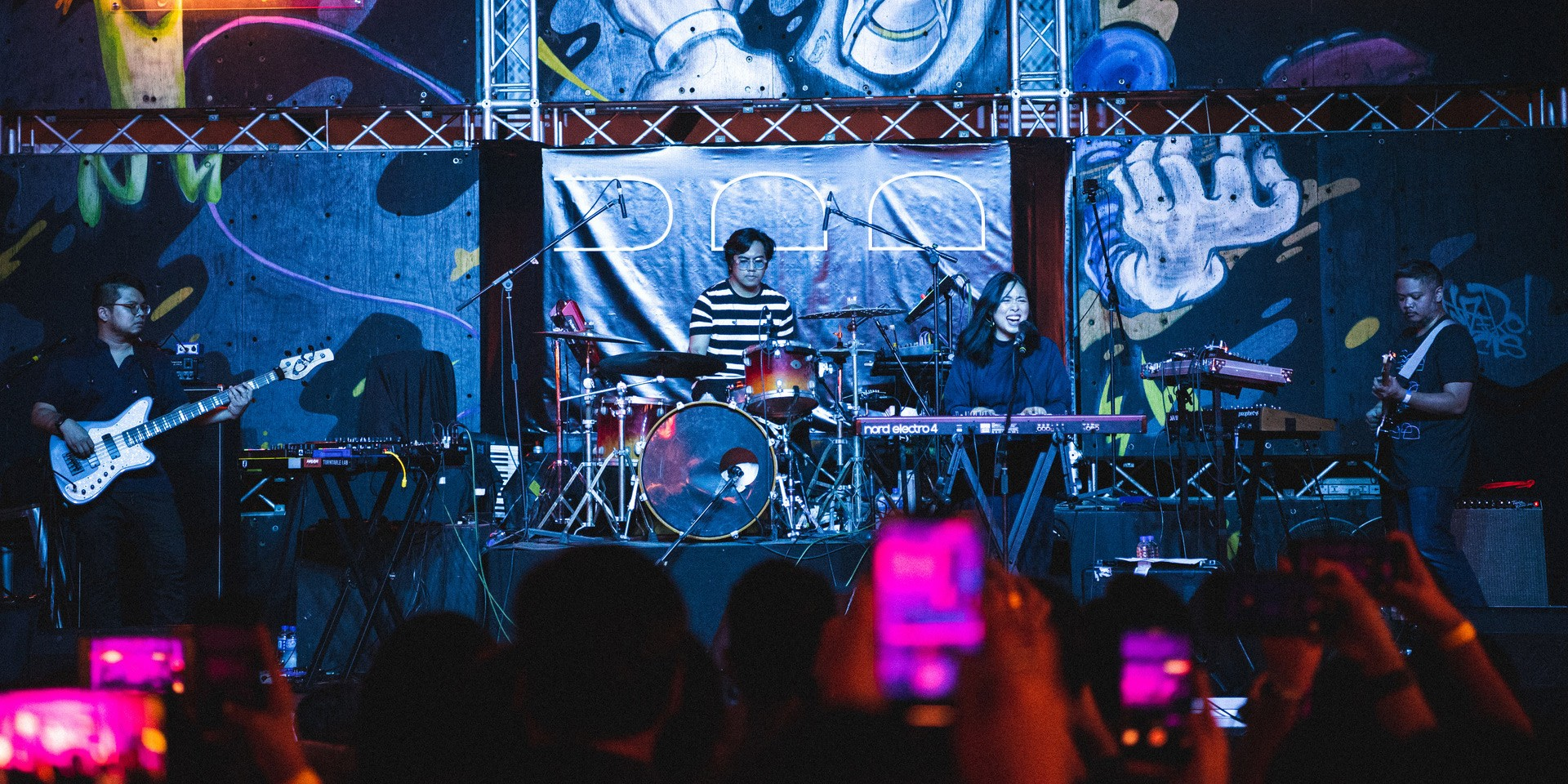 UDD, Giniling Festival, AOUI, and more to perform at Escolta Block Festival 2019
