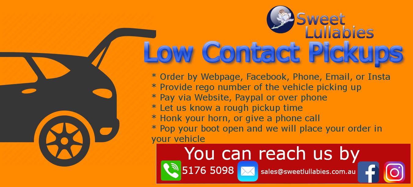 Low Contact Pickups
