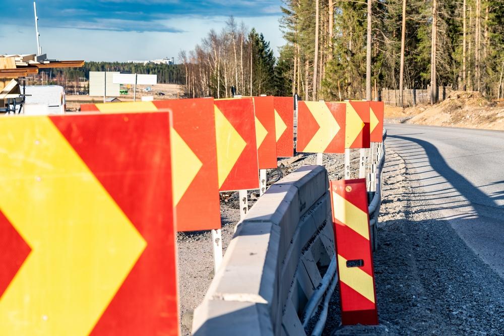 vägbygge, infrastrukturprojekt