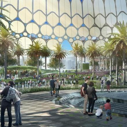 Dubai EXPO 2020 - Dubai City Package - 4 Days / 3 Nights