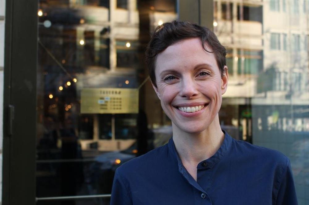 Lisa Björkman, restaurangchef Taverna Brillo