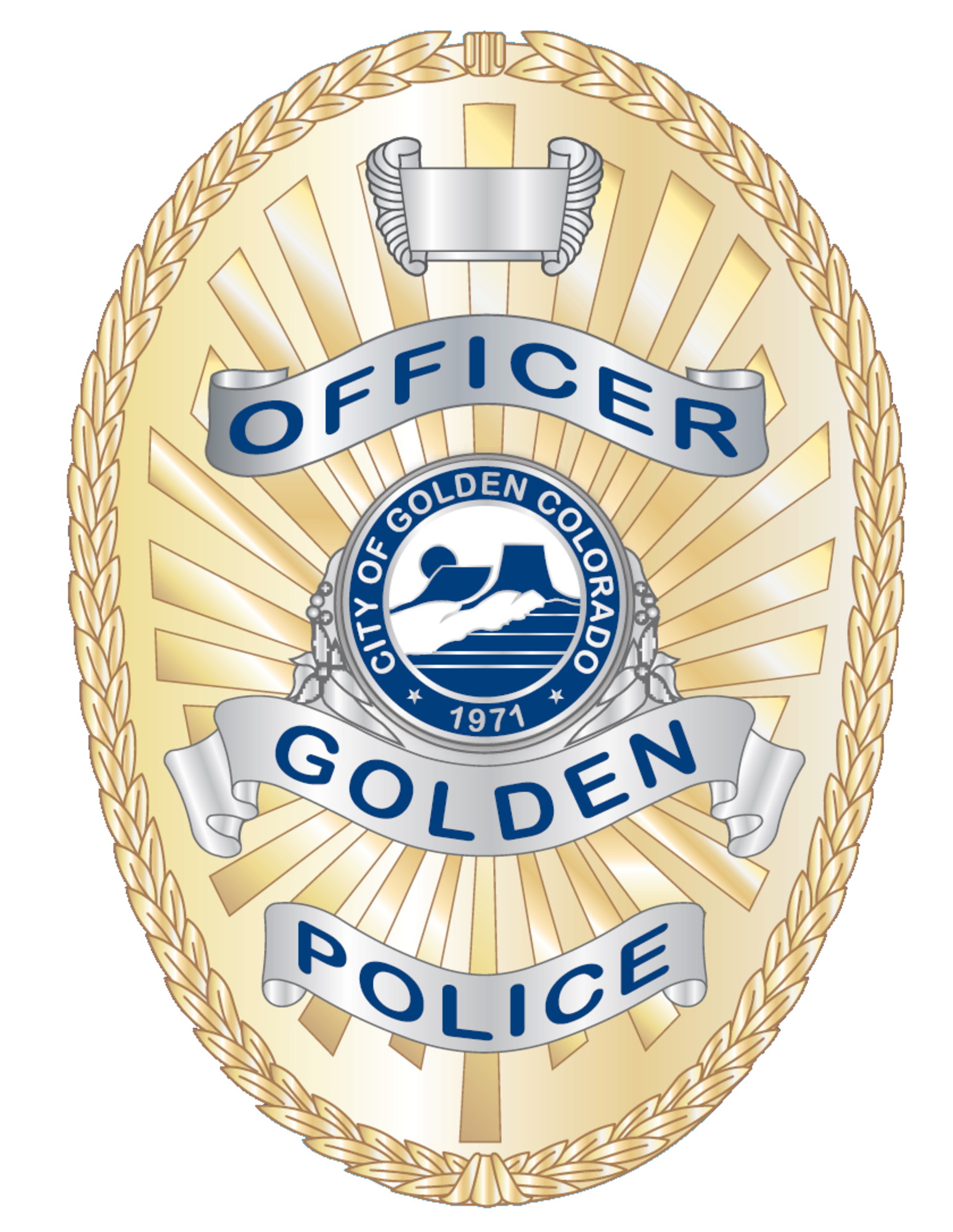 Golden Police Department