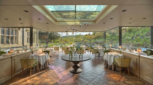 Gravetye Dining Room