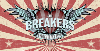 BT - The Breakers (Tribute to Tom Petty) - April 23, 2021, doors 6:30pm