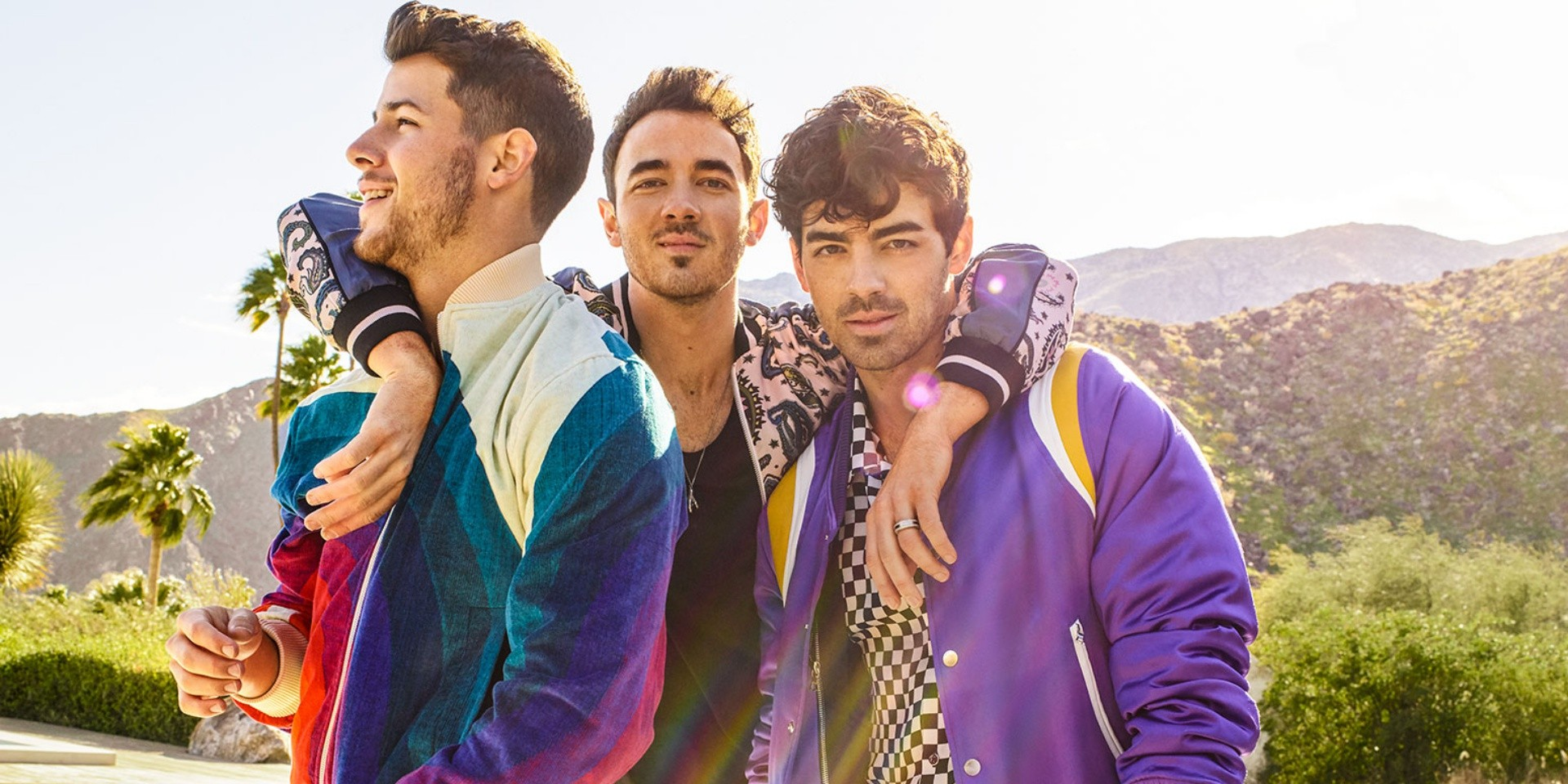 JONAS BROTHERS announce new song 'Cool'