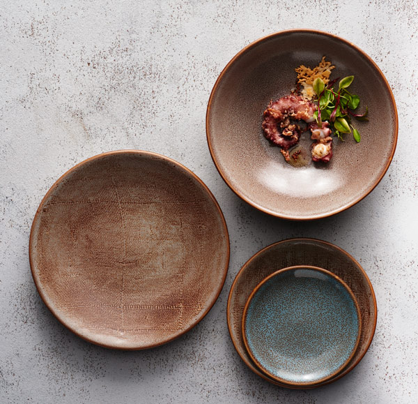 Alliance National Craft and Industrial tableware