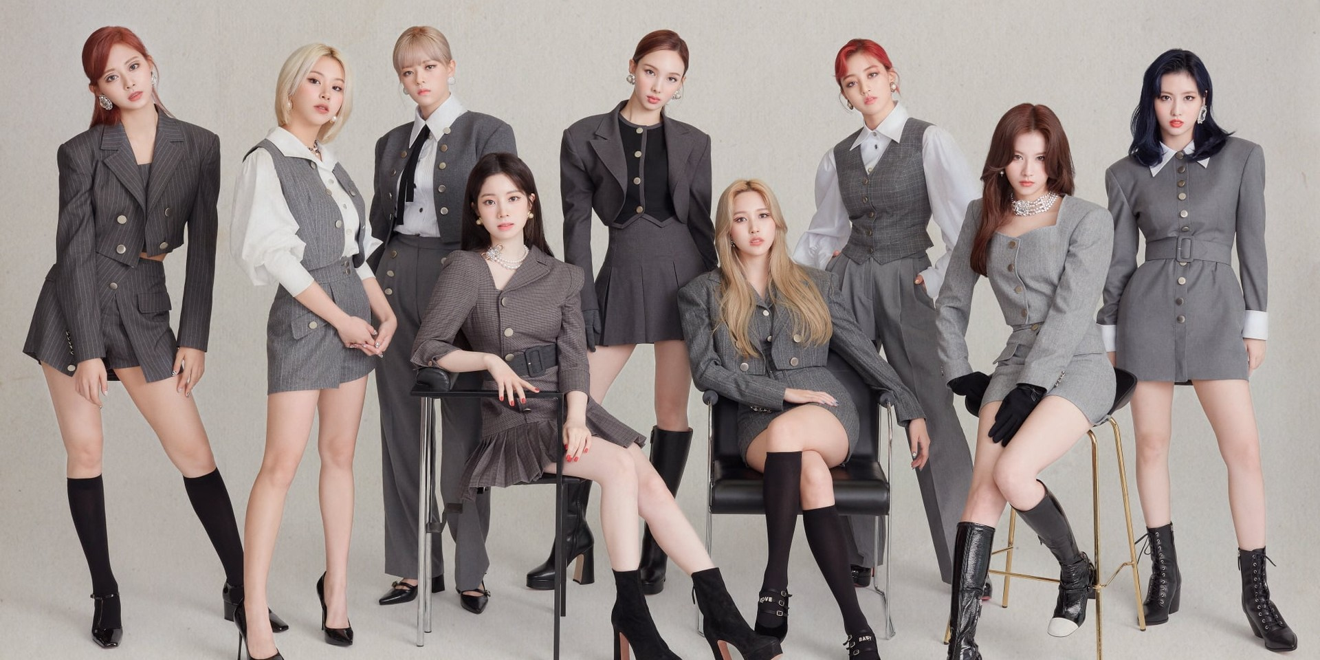 TWICE release new song 'CRY FOR ME', written by J.Y. Park and Heize – listen