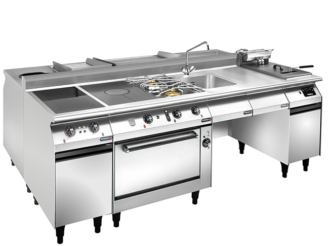 Jestic Rosinox Royal Chef 800
