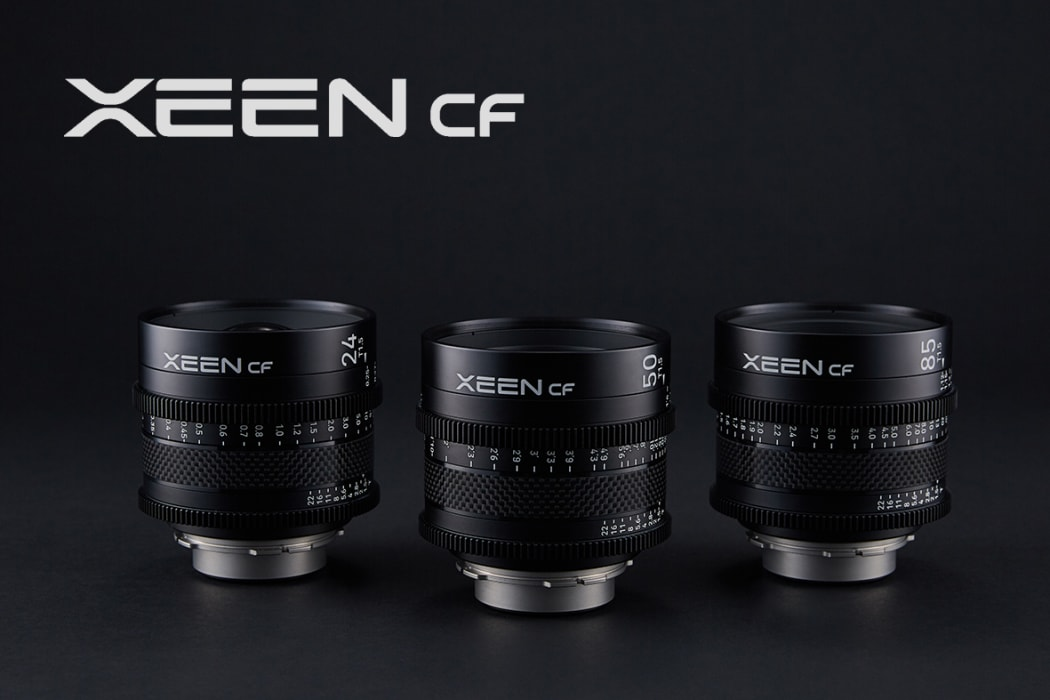 ​Samyang releases new lenses for professional filmmakers