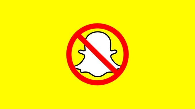 Things to Avoid on Snapchat