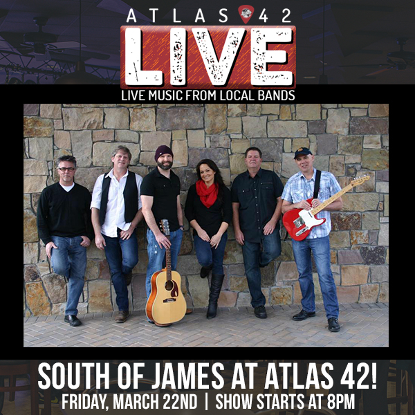 Atlas 42 - South of James - March 22, 2019