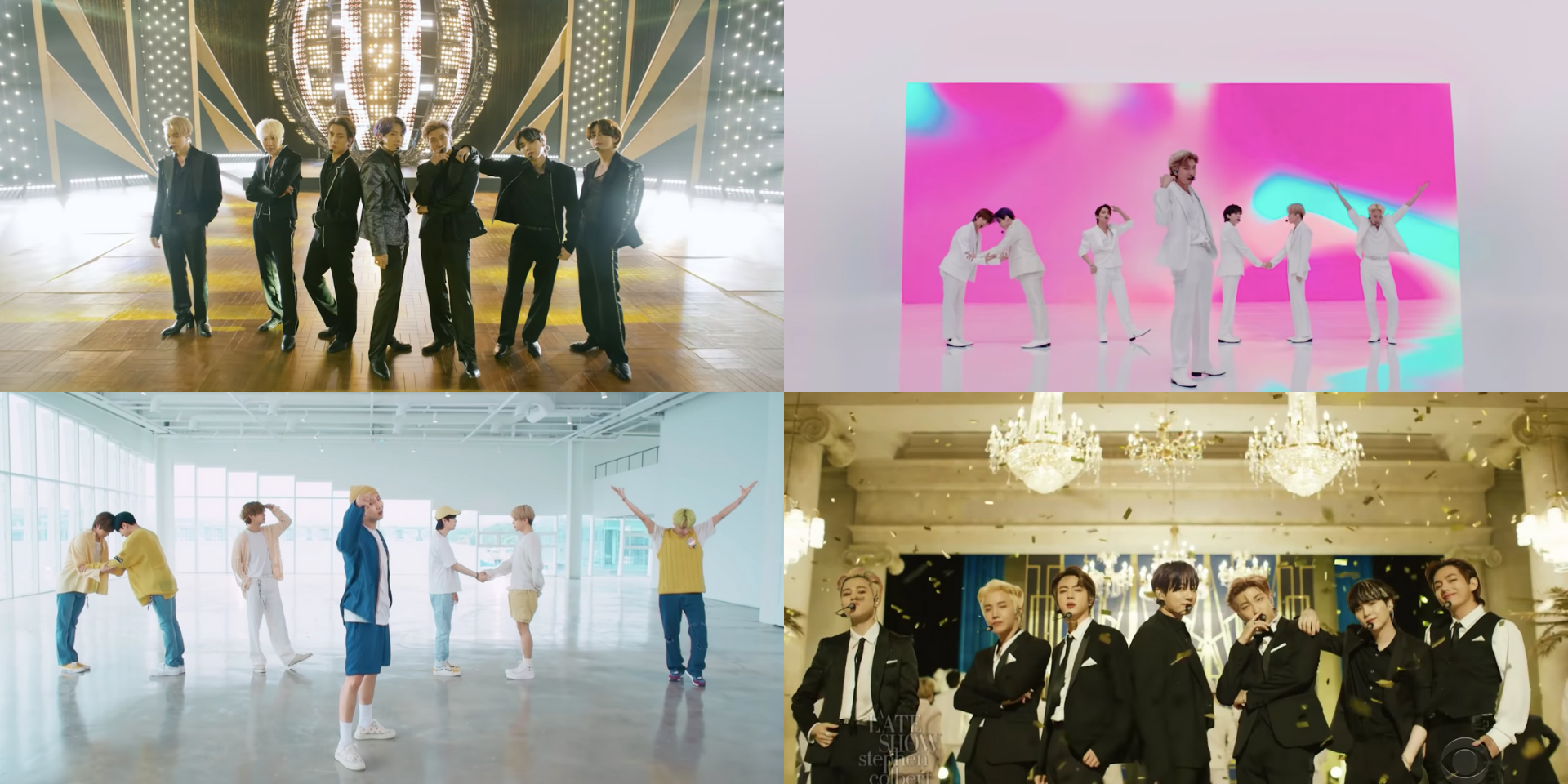 Here's a list of BTS' performances of 'Butter' – watch