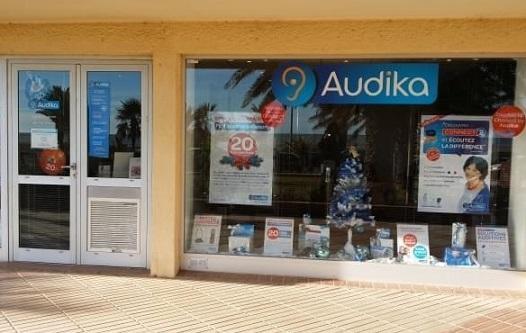 Photo du centre Audika de Canet en Roussillon